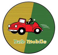 Dub Mobile Sticker